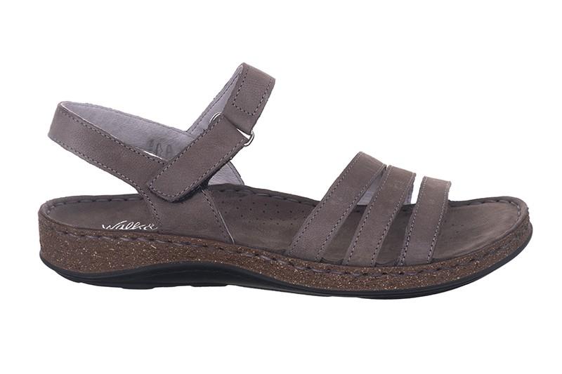 22f15a4ac32 Sandalias Walk & Fly 42670 nobuk taupe — Calzados dima online, tu ...
