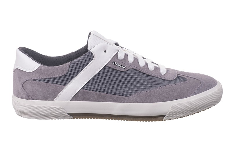 Zapatillas Geox U926MB nilon gris