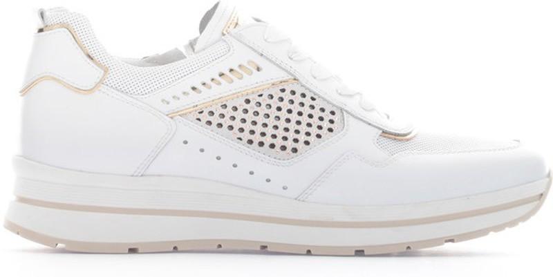 7a7e223f Zapatillas Nero Giardini 7542 piel blanco — Calzados dima online, tu ...